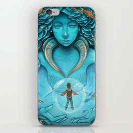 The Messenger iPhone Skin