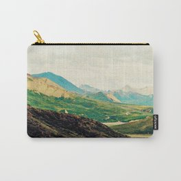 Denali Mountains Carry-All Pouch
