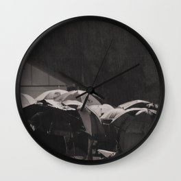 Drip Proof Wall Clock