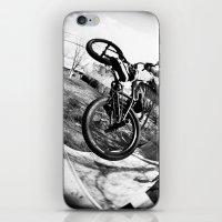 bikes iPhone & iPod Skins featuring bikes  by KayleeRae