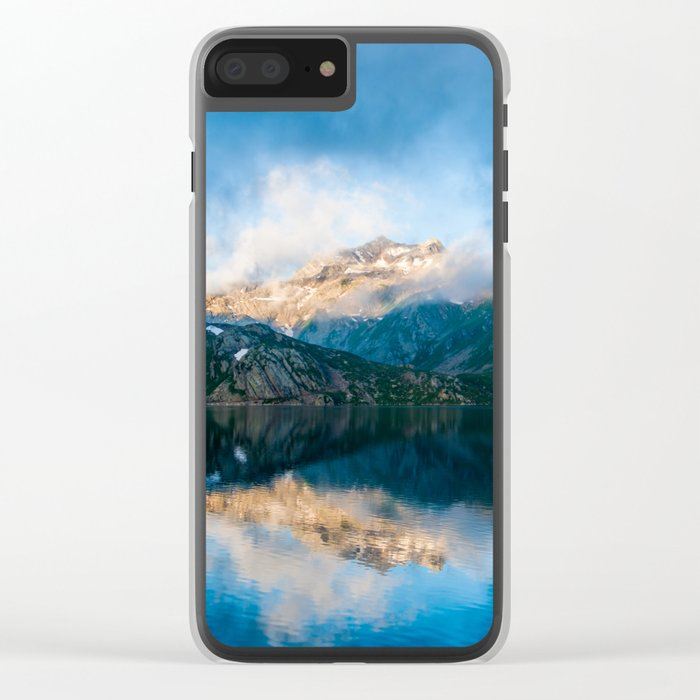 Simplicity Clear iPhone Case
