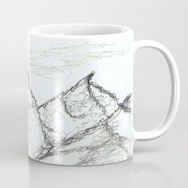 The Mountains of my Dreams Coffee Mug