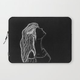 Child of the Universe Laptop Sleeve