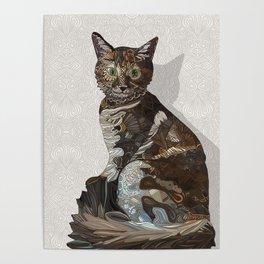 Tiger Princess Poster