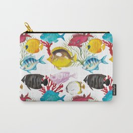 Coral Reef #1 Carry-All Pouch