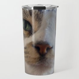 Kiko the Cat Travel Mug