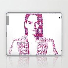 Aztec Floral Laptop & iPad Skin