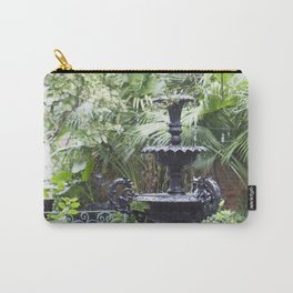 New Orleans Cafe Fountain Carry-All Pouch