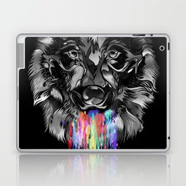 WILD WOLF Laptop & iPad Skin