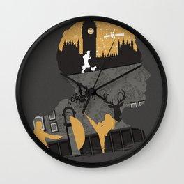 The Many Faces of Cinema: Kingsman Wall Clock