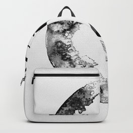 Stay Wild Moon Child Watercolor Backpack