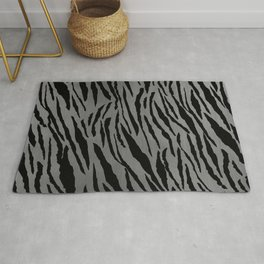Tiger Animal Print Glam #4 #pattern #decor #art #society6 Rug
