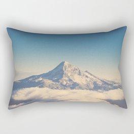 Mt. Hood Rectangular Pillow