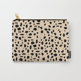 Snowy Wild Carry-All Pouch