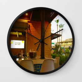 I'm Voting For... Wall Clock