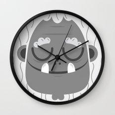 Sleeping Jeti Wall Clock