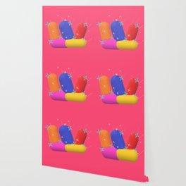 Minimal Crystals! Wallpaper