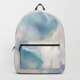 Unicorn Marble Duvet Cover Backpack