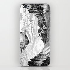 The mountains iPhone Skin