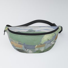 View of Auvers Fanny Pack