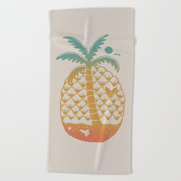Sweet Summer Dream Beach Towel