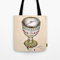 faith Tote Bags featuring FAITH by Dianah B