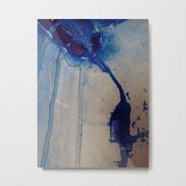 kitchen sink drama (abstract) Metal Print