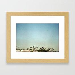 jeri Framed Art Print
