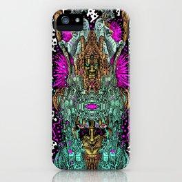 BK TOTEM 1 iPhone Case