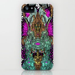 BK TOTEM 1 iPhone Case