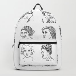 OLD HOLLYWOOD SERIES Backpack