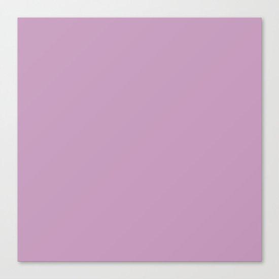 Granny's Purple Canvas Print