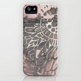 Wax Flowers 15 iPhone Case