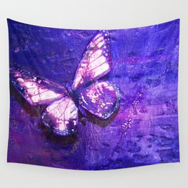 Take These Broken Wings Wall Tapestry