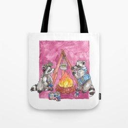 urban wildlife Tote Bag