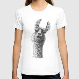 Cute Llama G135 T-shirt