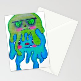 Mind contral Stationery Cards