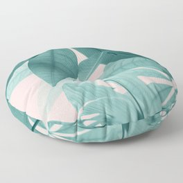 Pachira Aquatica #5 #foliage #decor #art #society6 Floor Pillow