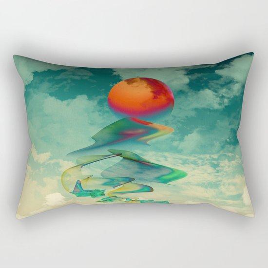 Reach the Sun! Rectangular Pillow