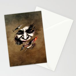 Clown 03 Stationery Cards