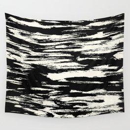 Brush Stripe 2 Wall Tapestry