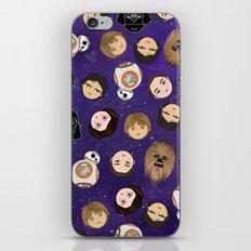 Stars w pattern iPhone & iPod Skin