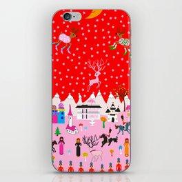 Deerfield iPhone Skin