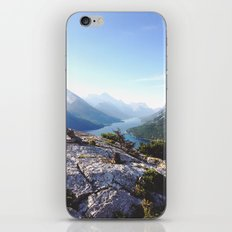 Waterton Bear Hump iPhone & iPod Skin
