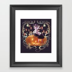 Halloween 2015 Framed Art Print