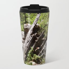 Pointing in the Right Direction Travel Mug