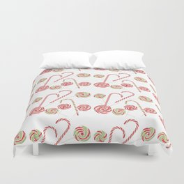 Christmas sweets Duvet Cover