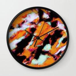 Shredder Wall Clock