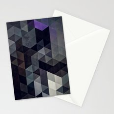 innyr wyntyr Stationery Cards