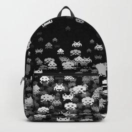 Invaded BLACK Backpack